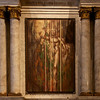Resurrection Painting by Earl Neiman<br /> <br /> See information provided in the previous photo.