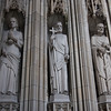 Saint Thomas Fifth Avenue Entrance Jamb Statues<br /> <br /> Jamb statues of Saint John the Evangelist, Saint Philip, and Saint Paul.