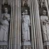 Saint Thomas Fifth Avenue Entrance Jamb Statues<br /> <br /> Jamb statues of Saint John the Evangelist, Saint Philip, and Saint Paul.