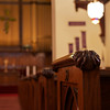 The Second Reformed Church <br /> <br /> I love the detailed hand carved oak pews found at old churches.