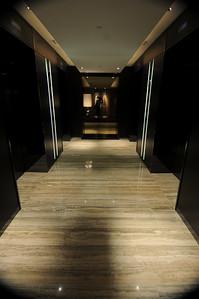 Lift lobby on my floor.
