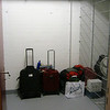Our storage unit. It is MUCH fuller now =0