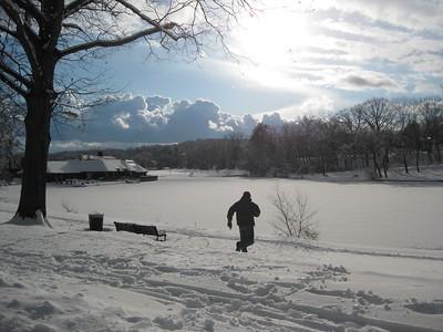 2010 Snow day x 2