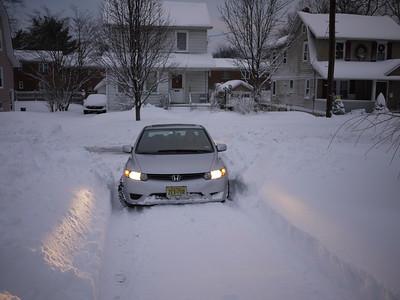 2011 Snow day