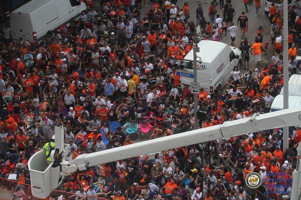 Houston Astros World Series Parade COH