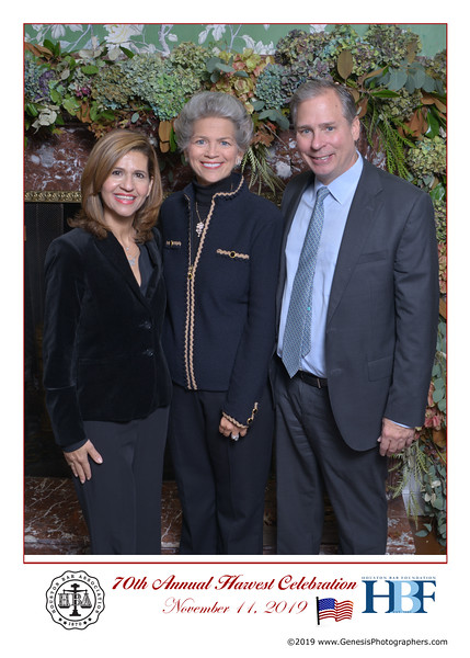 Houston Bar Association Harvest Celebration 2019