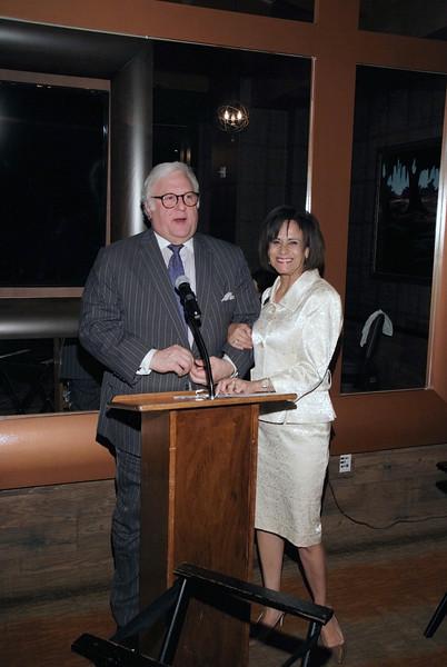 Houston Concierge Association GM Dinner 2014