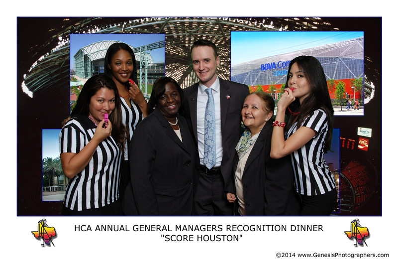 Houston Concierge Association GM Dinner 2014