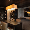 Intimate Lighting for Wine Cellar Bar