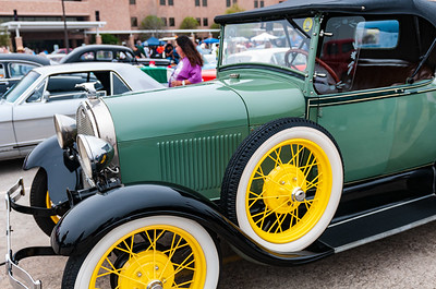 Car show pictures in Houston