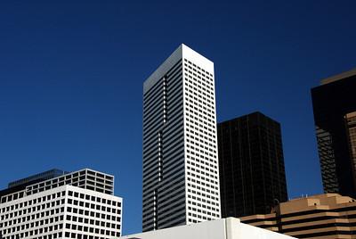 Downtown Houston, Texas view