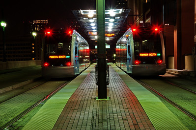 Now you see two trains......next slide