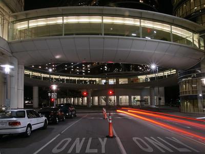 Houston Allen Center Skybridge