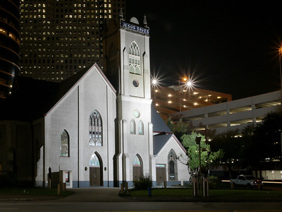 Antioch Missionary Baptist Church, Houston, Texas (1868- ), the first African American Baptist Church in Houston, Texas, was organized in January 1866 by former slaves and it remains an active congregation today.