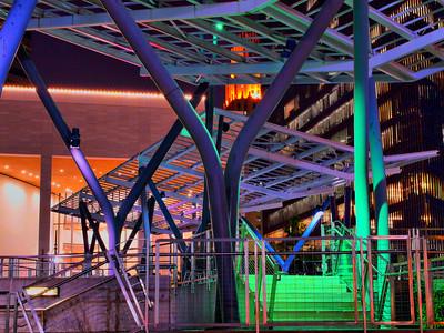 Houston Landmarks in HDR