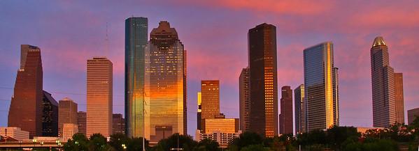 Houston Skyline ..............fee for use $100