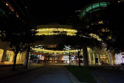 One Allen Center Skybridge