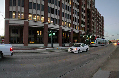 U of H Downtown Panorama