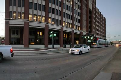 U of H Downtown Panorama