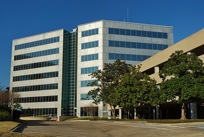 602 Sawyer, Houston Police Officers Pension System building