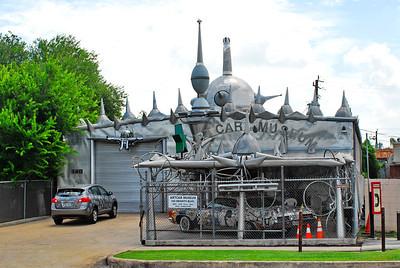 Art Car Museum, 140 Heights
