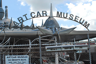 Art Car Museum, 140 Heights