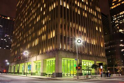HPD Headquarters, 1200 Travis St
