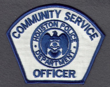 Community Service Officer