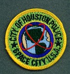 40 HELICOPTER HAT PATCH