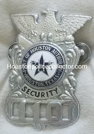 City of Houston Badges