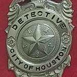 Houston Police Deparment Badges