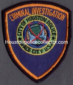 Criminal Investigation felt