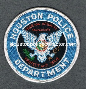 HOUSTON POLICE DEPT HP