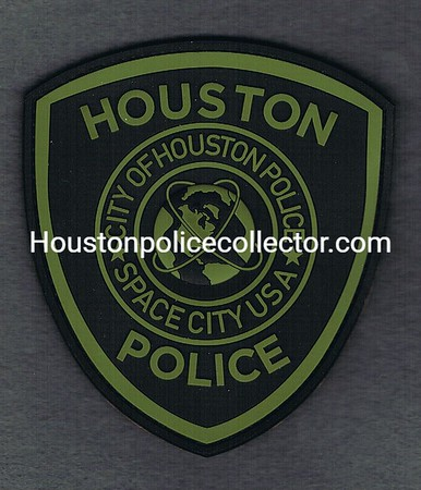 HOUSTON GREEN RUBBER VELCRO