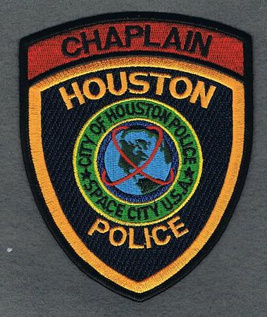 HOUSTON CHAPLAIN