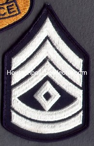 HPD 16 sgt jacket
