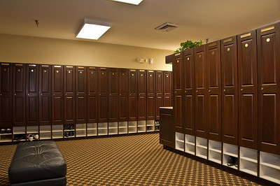 Shoe and Clothing Storage Lockers