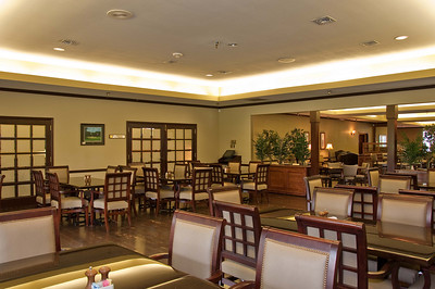 Restaurant and Private Meeting Rooms