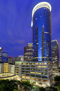 Chevron Tower, Houston