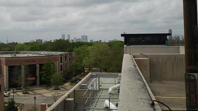 Houston's 3rd skyline - Greenway Plaza.