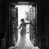 Beautiful Bridal session in European style village in the Houston Texas Area