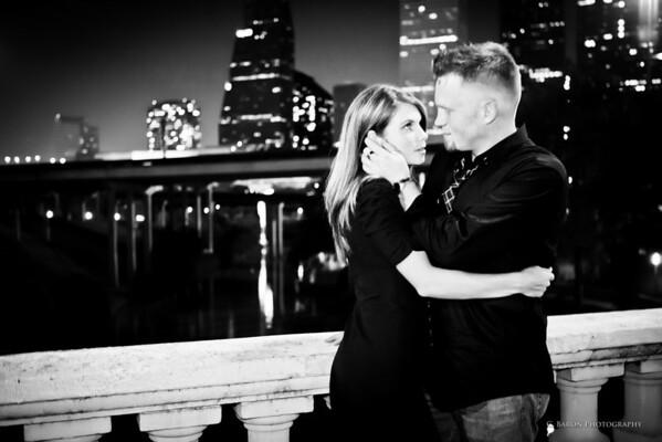 Houston-Engagement-Downtown-Skyline-Nighttime-C-Baron-Photo-002