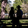 Houston-Engagement-Country-Rustic-Cowboy- Hat-Cowboy-Boots-Silhouette-C-Baron-Photo-001