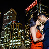 Houston-Engagement-Discovery-Green-Nighttime-Downtown-Skyline-Proposal-Indian-C-Baron-Photo-002