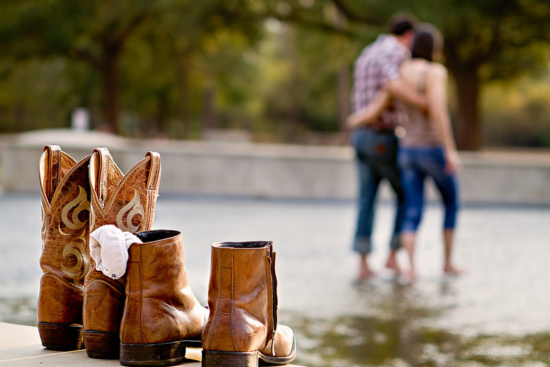 Houston-Engagement-Hermann-Park-Cowboy- Boots-C-Baron-Photo-003