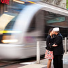 Houston-Engagement-Downtown-Light-Rail-Sailor-C-Baron-Photo-001