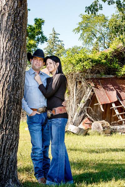 Houston-Engagement-Country-Rustic-Cowboy- Hat-Cowboy-Boots-C-Baron-Photo-001