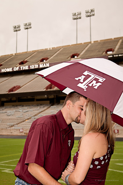 College-Station-Engagement-Texas A&M-Kyle- Field-C-Baron-Photo-001