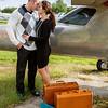 Houston-Engagement-Airport-Airplane-C-Baron-Photo-134