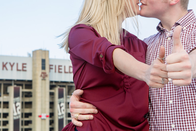 College-Station-Engagement-Texas A&M-Kyle- Field-C-Baron-Photo-123